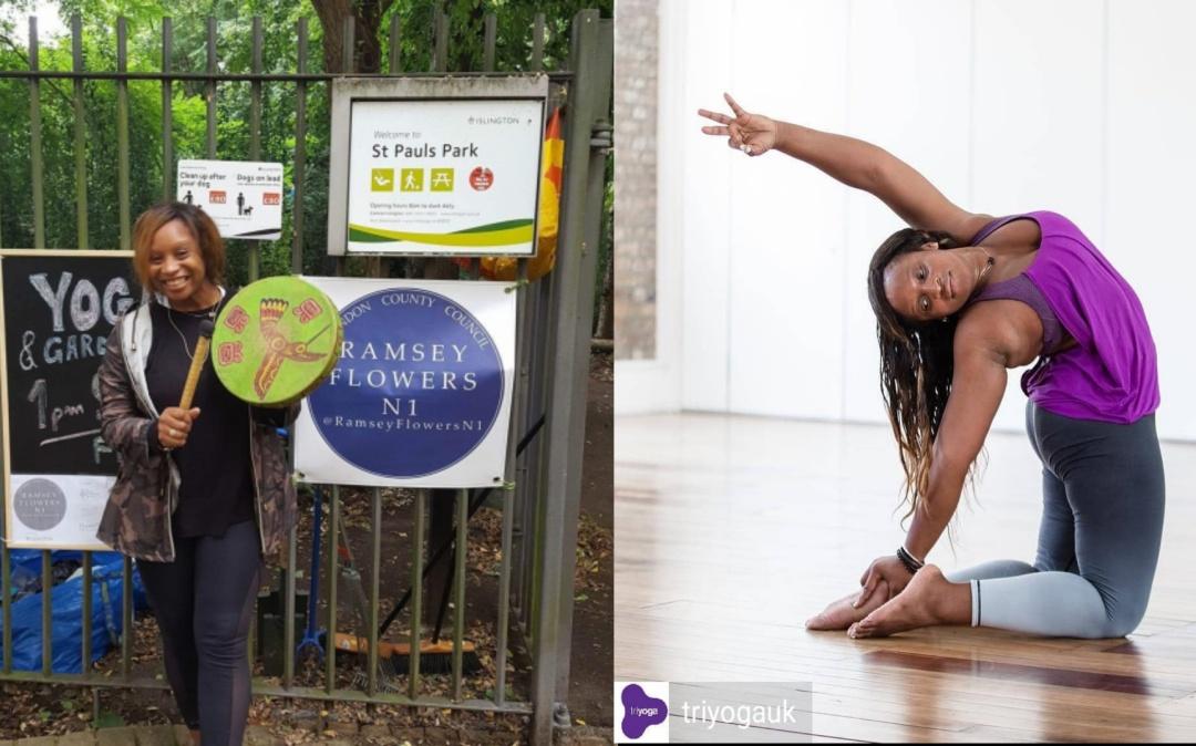 jonelle lewis yoga Triyoga yankeeyoga CityYogiUK